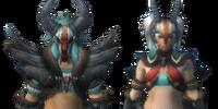 Dober Armor (Blademaster) (MH3U)