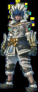 MHO-Slicemargl Armor (Blademaster) (Female) Render 001