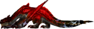 MH4U-Molten Tigrex Artwork 001
