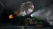 MHP3-Silver Rathalos Screenshot 004