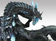 Capcom Figure Builder Creator's Model Abyssal Lagiacrus 005
