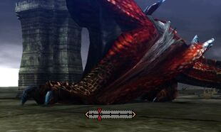 MH4U-Molten Tigrex Left Wing Break 001
