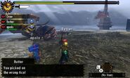 MH4U-Zinogre and Furious Rajang Screenshot 002