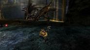 MHP3-Silver Rathalos Screenshot 005