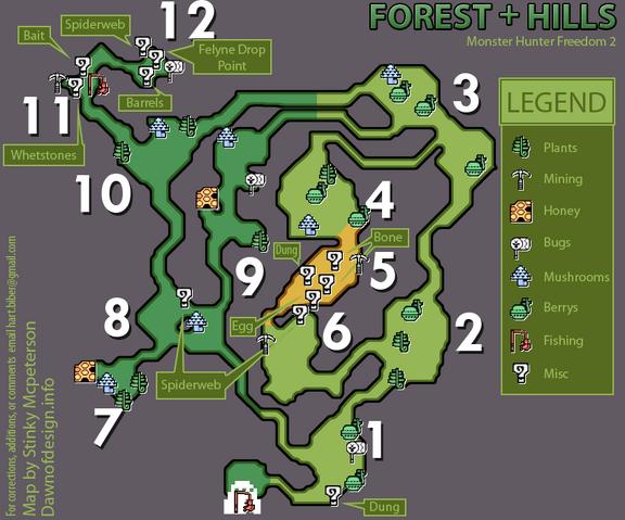 File:Monster hunter freedom 2 forest hills.png