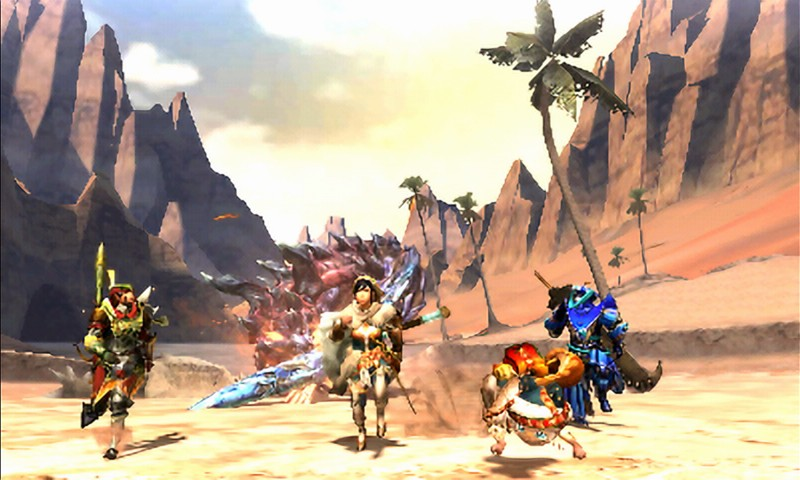 monster hunter for pc full version