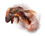 MHGen-Lavasioth Render 001
