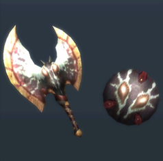MH3U-Sword and Shield Render 027
