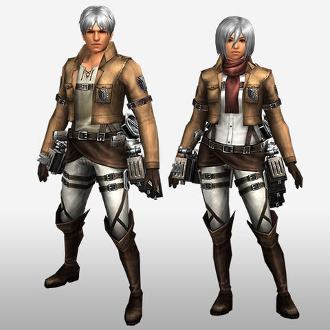 File:FrontierGen-Survey Corps Armor (Both) (Front) Render.jpg