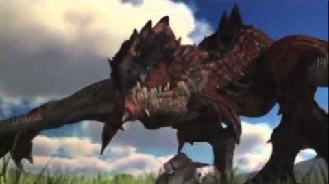 """Monster Hunter Freedom -- """"Opening"""""""