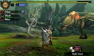 MH4U-Deviljho and Rathian Screenshot 001