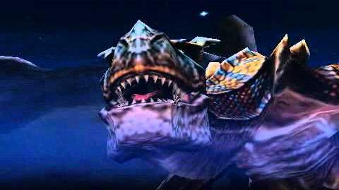 Monster Hunter Portable 3rd - Tigrex Intro