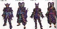 Garuga armor sets