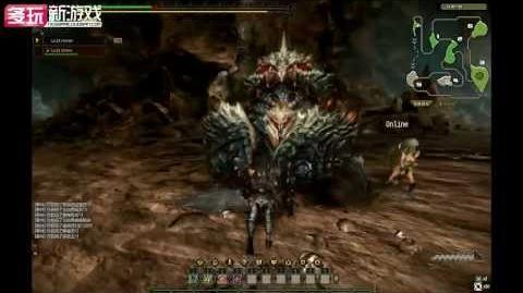 怪物猎人Online(Monster Hunter Online) Preview of CBT2 Baelidae Battle