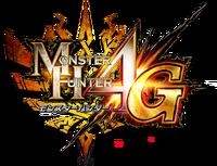 Logo-MH4G JP