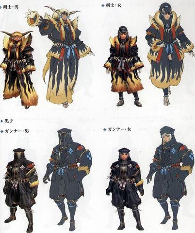 File:Monster hunter rajang armor.jpg