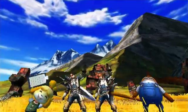 File:MH4G-Animal Crossing Screenshot 005.png
