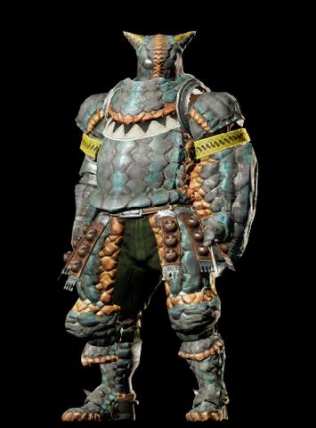 File:MHO-Gypceros Armor (Gunner) (Male) Render 001.png