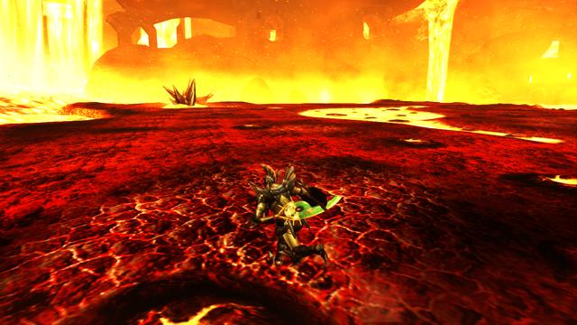 File:MHP3-Lava Canyon Screenshot 003.png