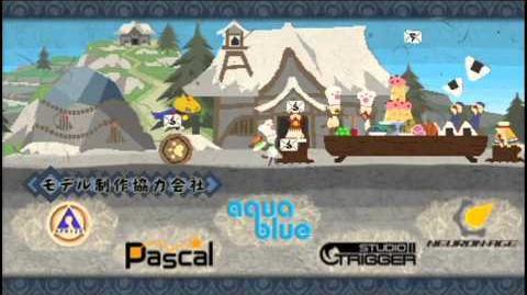 Monster Hunter Portable 3rd HD Ver. - Credits