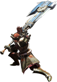 MH4-Switch Axe Equipment Render 001