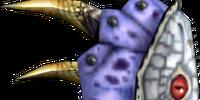 Silver Serpentblade (MHFU)