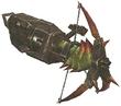FrontierGen-Heavy Bowgun 006 Low Quality Render 001