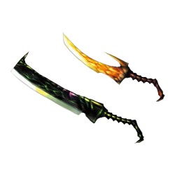 MH4-Dual Blades Render 008