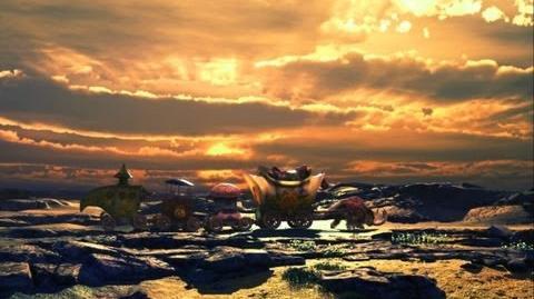 N3DS『モンスターハンター4』 プロモーション映像5