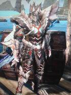Stygian Zinogre Armor