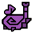 File:Hunting Horn Icon Purple.png