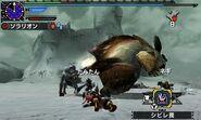 MHGen-Snowbaron Lagombi Screenshot 004