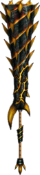 FrontierGen-Great Sword 001 Low Quality Render 001