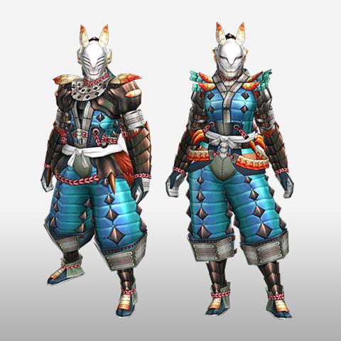 File:FrontierGen-Inari Armor (Blademaster) (Front) Render.jpg