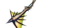 Plesioth Splasher (MH3U)