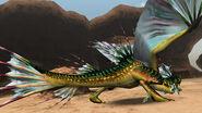 FrontierGen-Green Plesioth Screenshot 003
