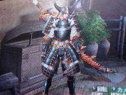 Auroros blade