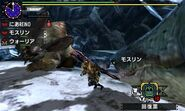 MHGen-Zamtrios and Lagombi Screenshot 001