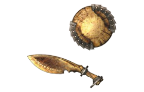 MH4-Sword and Shield Render 027
