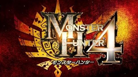 Monster Hunter 4 - Opening Intro Cutscene
