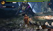 MH4U-Chaotic Gore Magala Screenshot 003