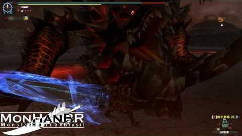 アカムトルム ー 大剣 ( Akantor HR4 - Great Sword) 1 min 10 sec