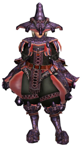 File:FrontierGen-Mizuha G Armor (Blademaster) (Female) Render 001.png