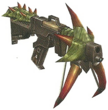 FrontierGen-Light Bowgun 010 Low Quality Render 001