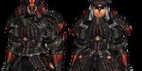 Fatalis Armor (Blade)