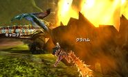 MHGen-Grimclaw Tigrex Screenshot 006