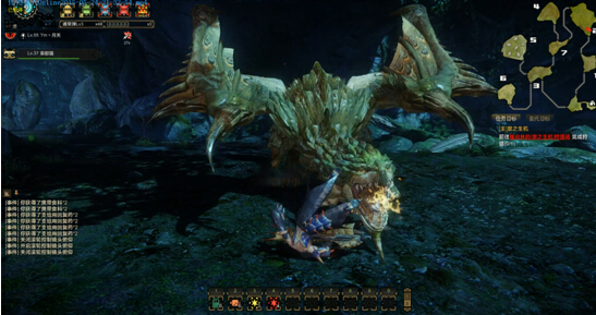 File:MHO-Rathian Screenshot 027.jpg