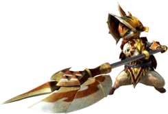 MH4U-Palico Equipment Render 008