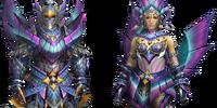 Najarala Z Armor (Blademaster) (MH4U)