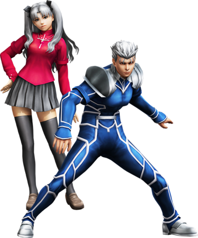 File:FrontierGen-Fate stay night UBW Armor (Both) Render 2.png